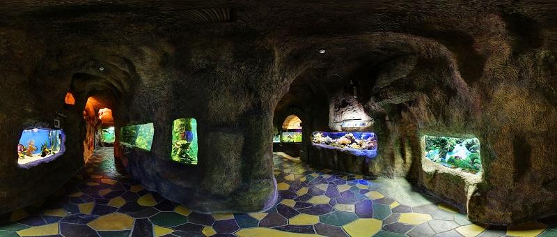 Ривьера океанариум