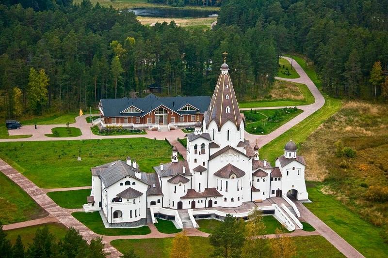 Свято-владимирский скит