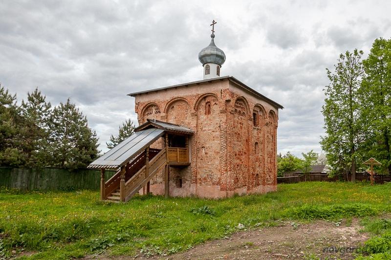 Церковь Святого Мученика Мины