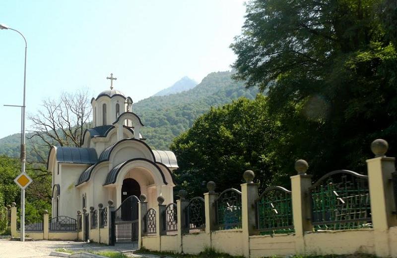 Церковь-часовня Зинаиды Тарсийской
