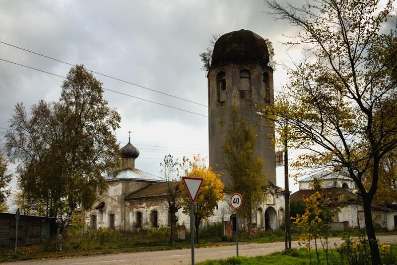 Церковь Климента Римского