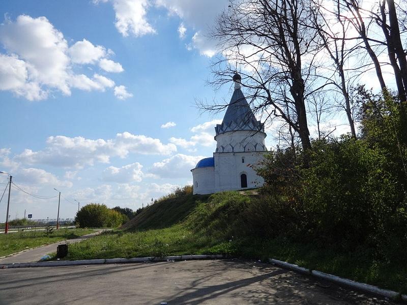 Церковь Косьмы и Дамиана