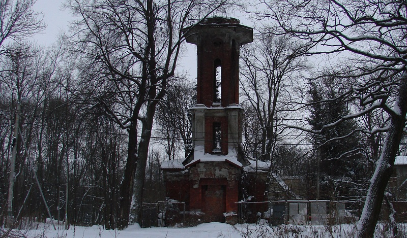 Усадьба Мордвинова