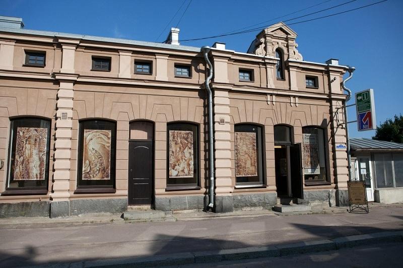 Выставочный центр Кронида Гоголева