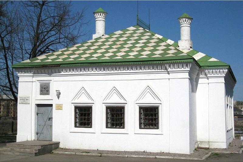 Дом-музей ПетраI