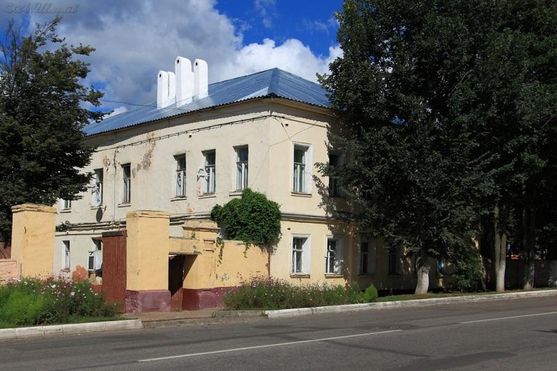 Дом Типицына