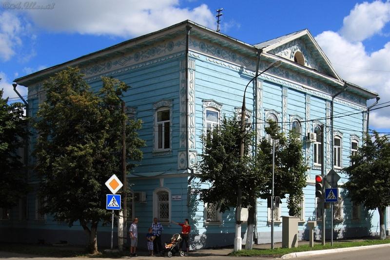 Дом поэта Мачтета