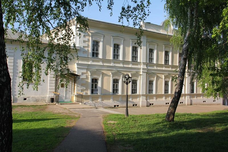 Историко-архитектурный художественный музей-заповедник