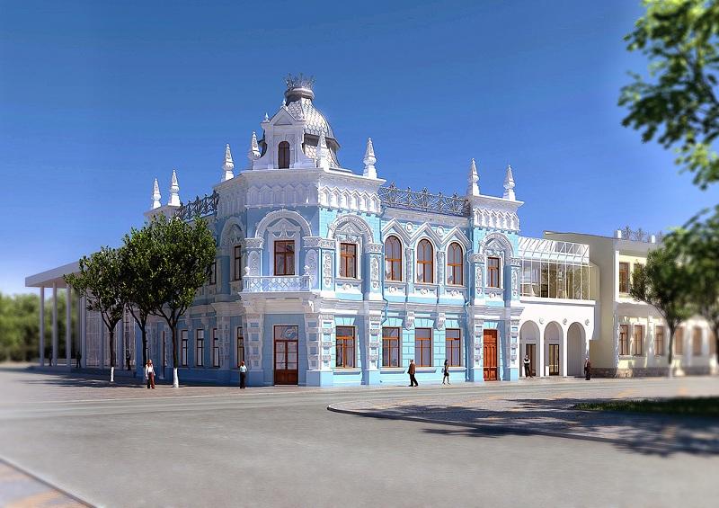 Краснодарский художественный музей
