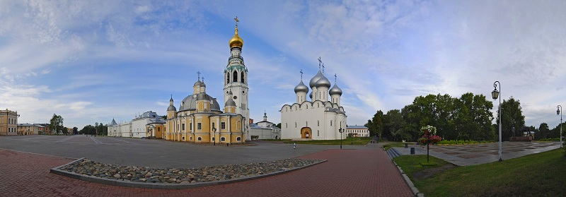 Кремль Вологодский