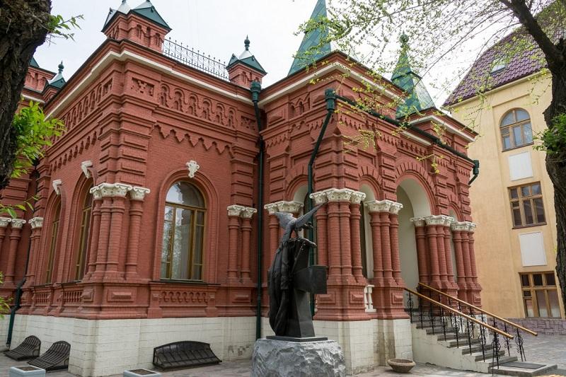 Мемориально-исторический музей вид