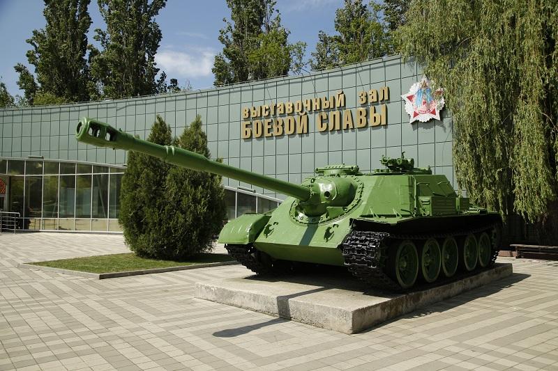 Музей Оружие Победы вид