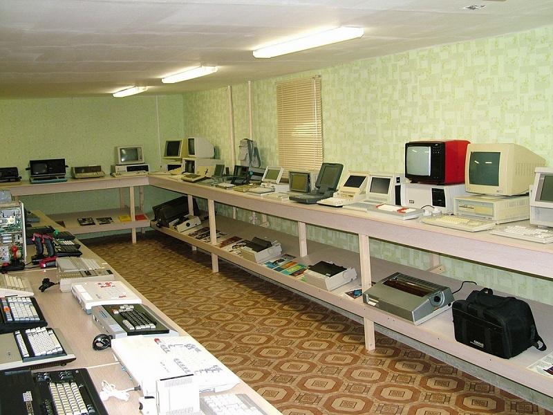 Музей компьютеров