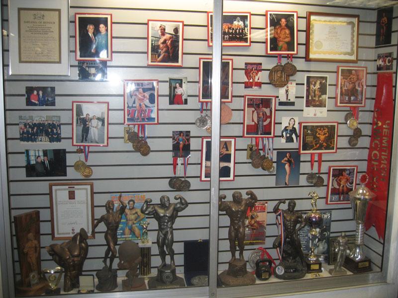 Музей культуризма
