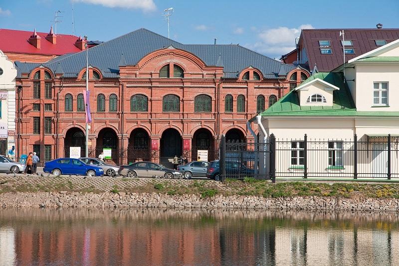 Сергиево-Посадский музей-заповедник вид