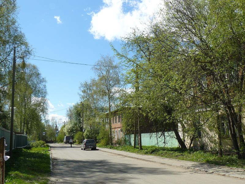 улицу Засодимского