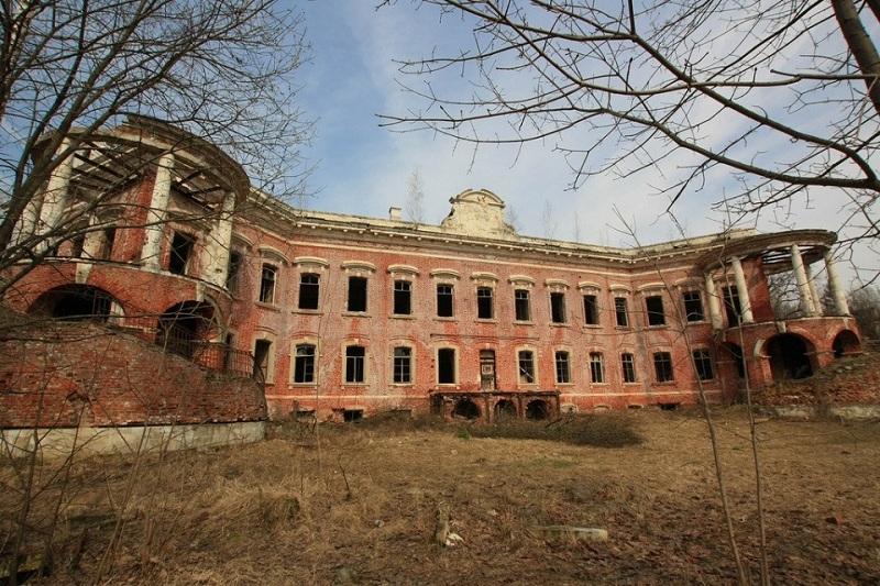 Усадьба Семеновское-Отрада