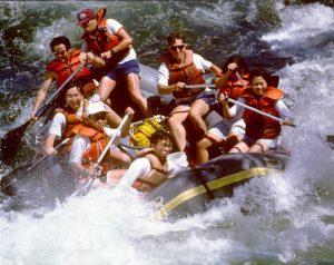 Рафтинг и катамараны: как научиться сплавляться по рекам
