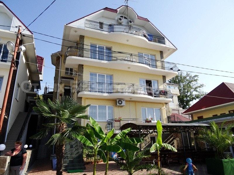 Лазаревское гостевой дом