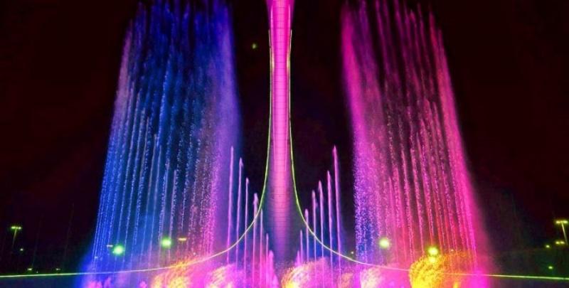 Сочи парк поющий фонтан