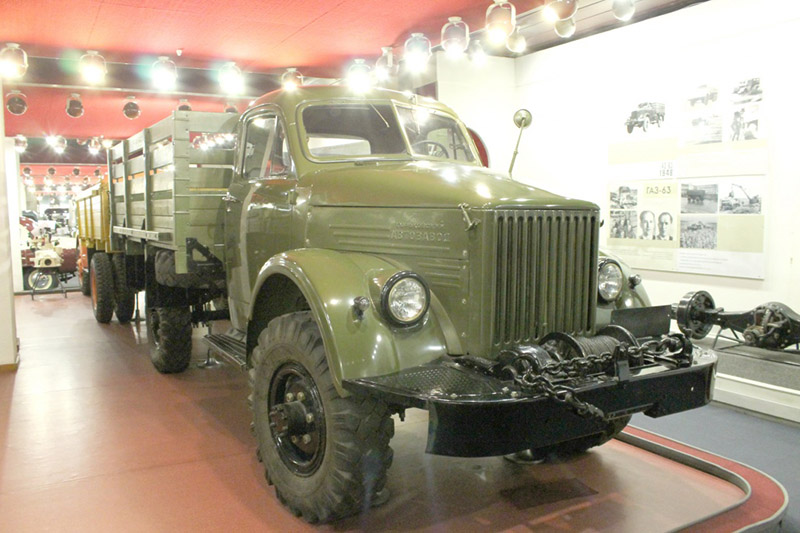 музей истории ОАО газ