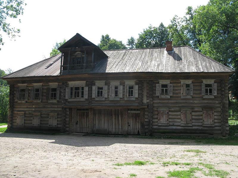 Музей архитектуры и быта народов Поволжья