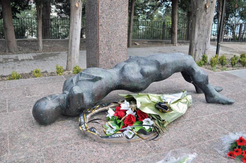 Мемориал жертвам Латской трагедии