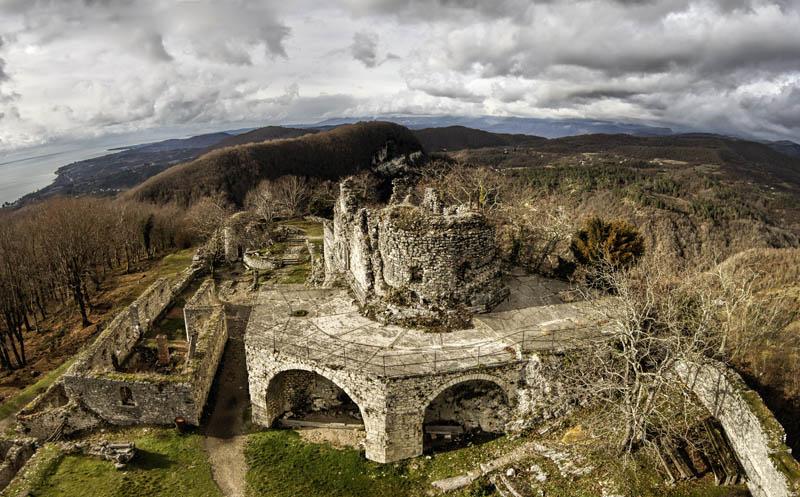 Анакопийскую крепость