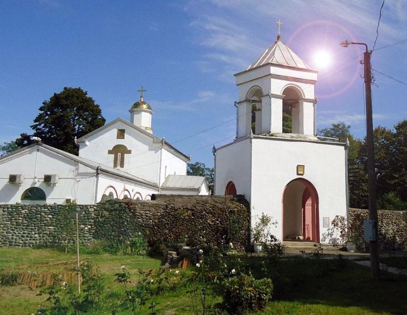 Илор Церковь Святого Георгия