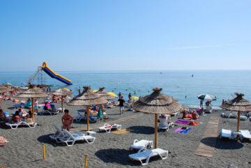 Адлер_пляж