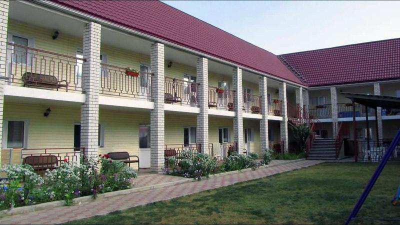Голубицкая Гостевой дом