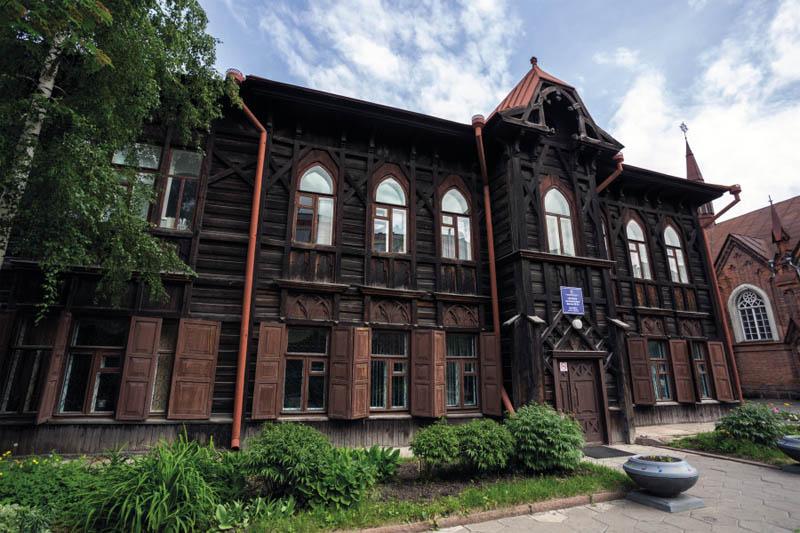 Дом ксендза