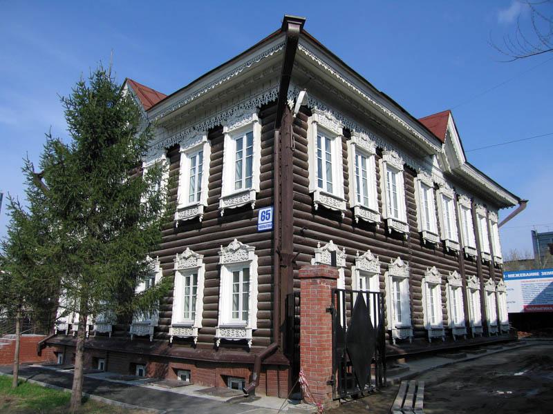 Дом общества приказчиков