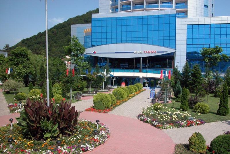 отель «Гамма» п. Ольгинка