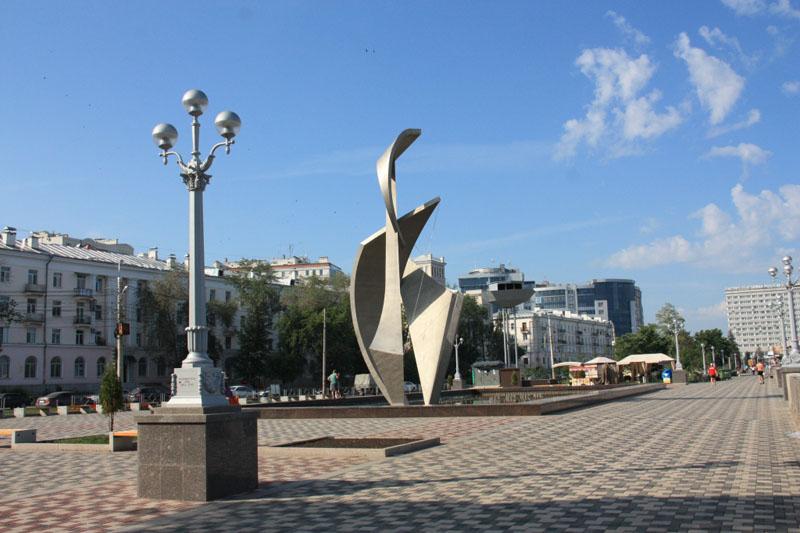 Набережная Самары (ул. Максима Горького)