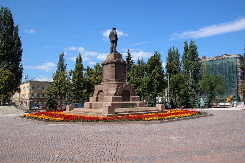 Площадь Революции (Алексеевская)