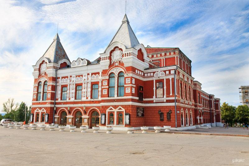 Самарский академический театр драмы им. М. Горького
