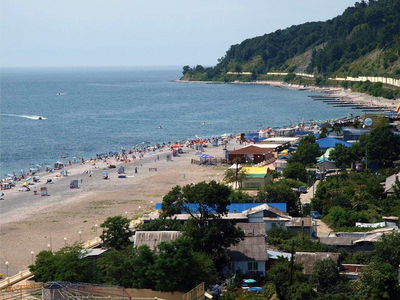 Дагомыс пляж