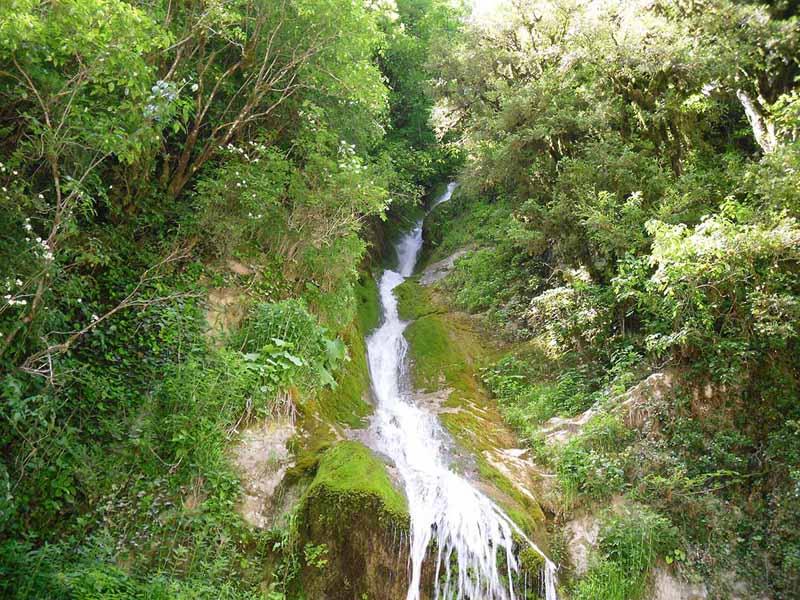 водопад «Мужские слезы»