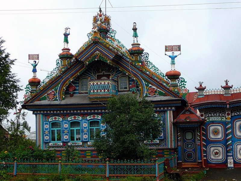 Дом кузнеца Кириллова