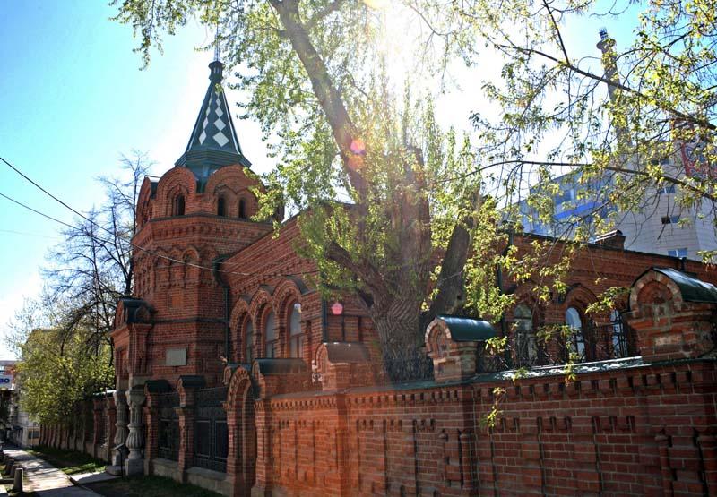 Дом купца Железнова