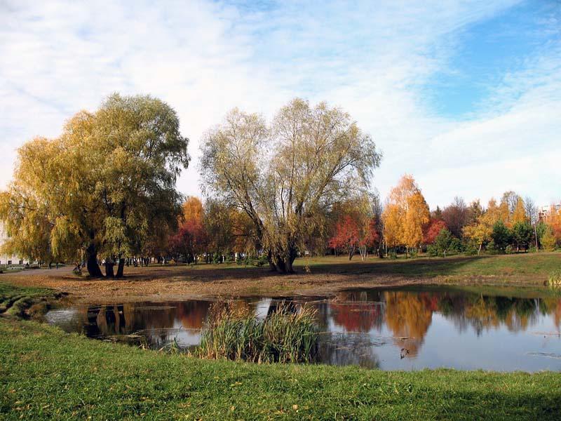 Первомайский парк