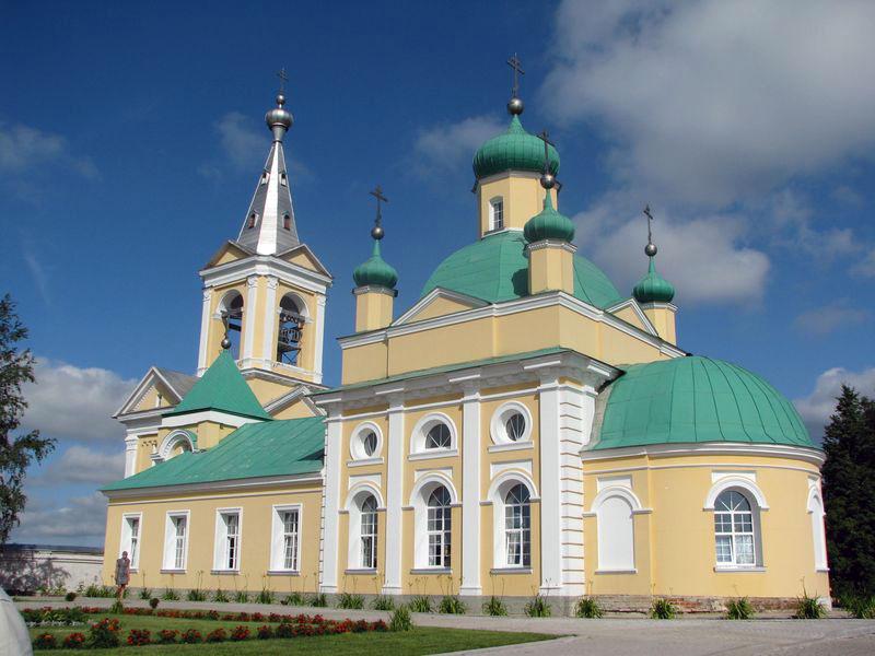 Введено-вятский монастырь