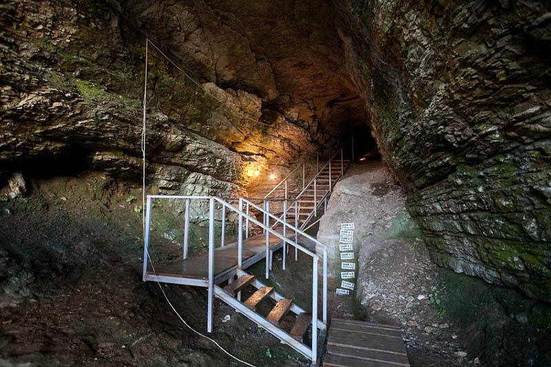 Аштырская пещера