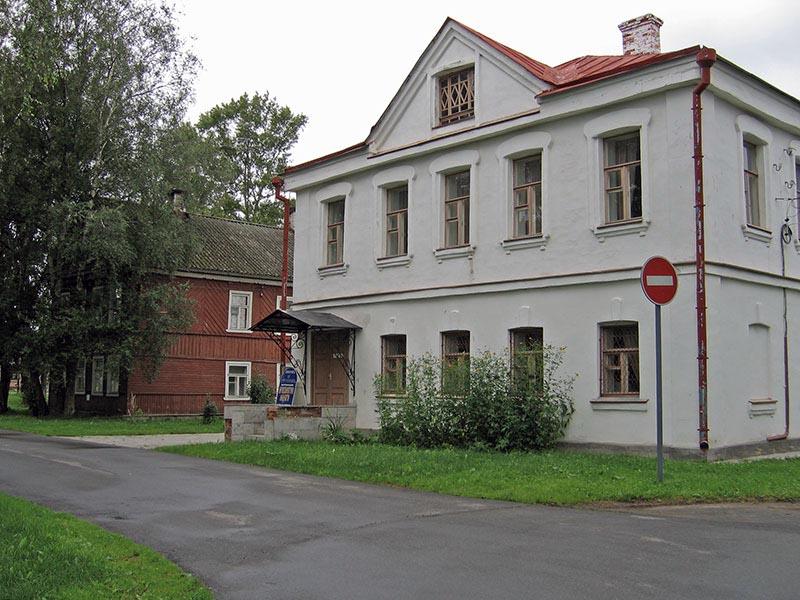 Дома Калязиных