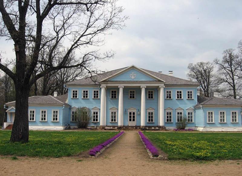 Новоспасское