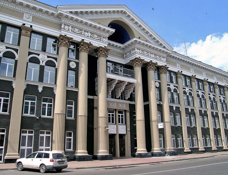 Управление Восточно-Сибирской железной дороги