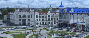 Достопримечательности города Томск (Томская область)