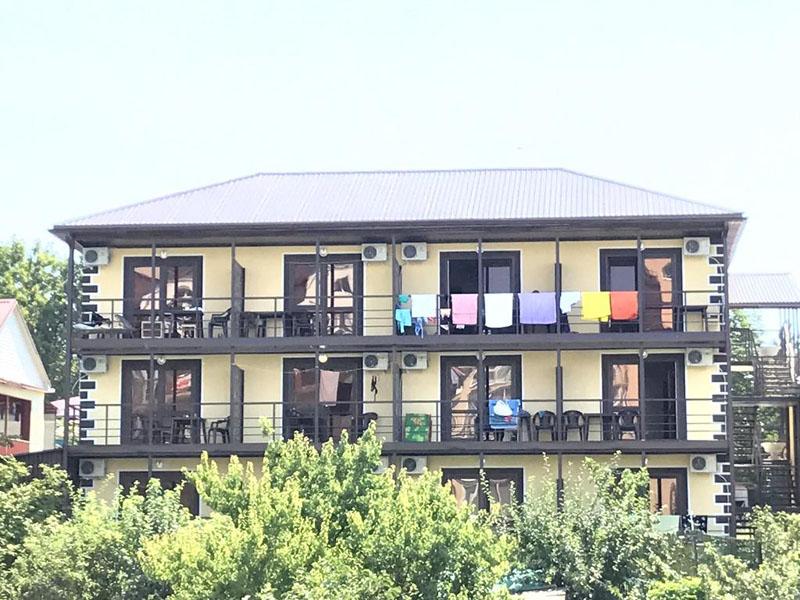 Достопримечательности курортного поселка Джубга