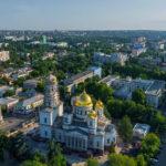 Симферополь и окрестности: главные достопримечательности